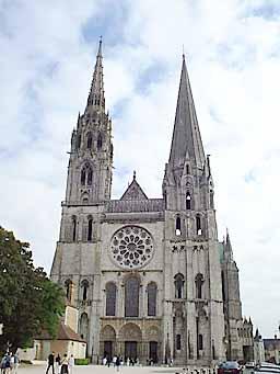 シャルトル大聖堂の画像 p1_25