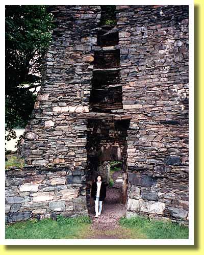 09. ハイランドに残る古代ピクト人の石の砦 デューン