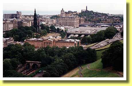 スコットランド 首都