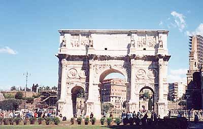 コンスタンティヌスの凱旋門の画像 p1_39